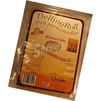 PAIN TRAITEUR pan para enrollar multicereal envase 230 g 6 unidades