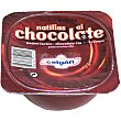 postre de chocolate tarrina 130 g Celgan