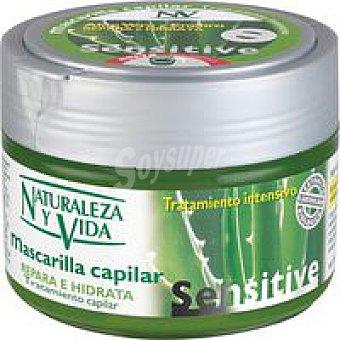 Naturaleza y Vida Mascarilla de aloe-enebro Tarro 200 ml