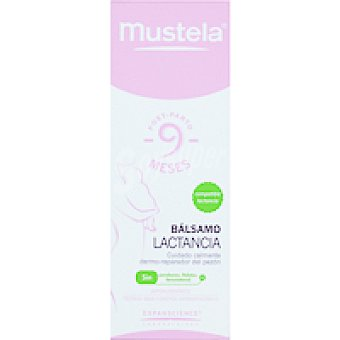 MUSTELA 9m Balsamo Pezon 30ml