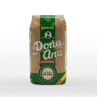 DOÑA ANA Arroz redondo extra Paquete 1 kg