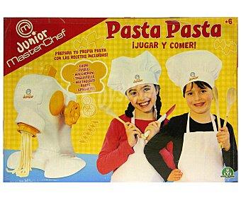 GIOCHI PREZIOSI Juego Fábrica de Pasta Master Chef Junior 1 Unidad