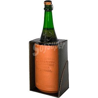 Alhambra Reserva 1925 cerveza rubia extra + Fresquera Botella 75 cl