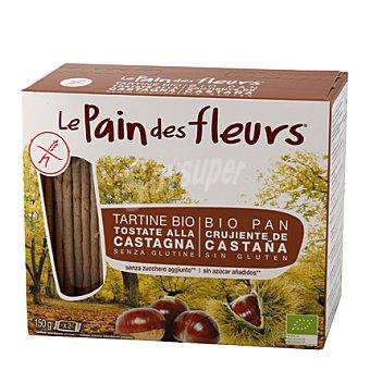 Le Pain de Fleurs Pan de flores con castaña 150 g.