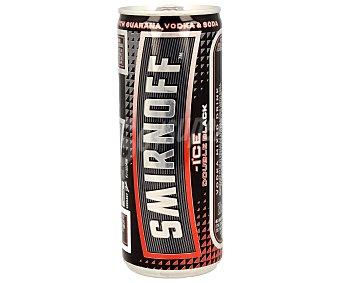 Smirnoff Combinado de vodka con guaraná 25 centilitros