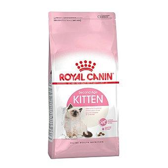 Royal Canin Second AGE kitten pienso especial para gatitos de segunda edad hasta los 12 meses Bolsa 2 kg