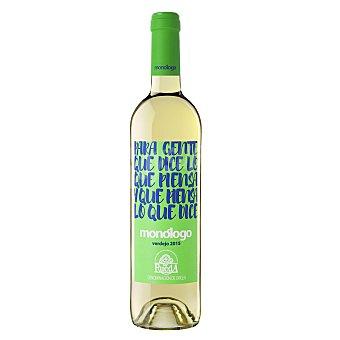 MONOLOGO Vino D.O. Rueda blanco verdejo 75 cl