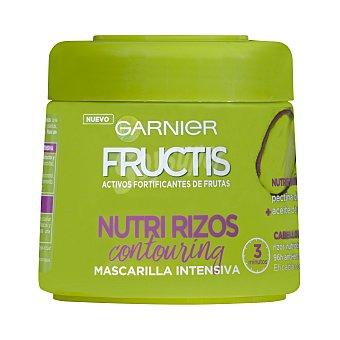 Fructis Garnier Mascarilla hidra rizos cabello rizo u ondulado Tarro 300 ml