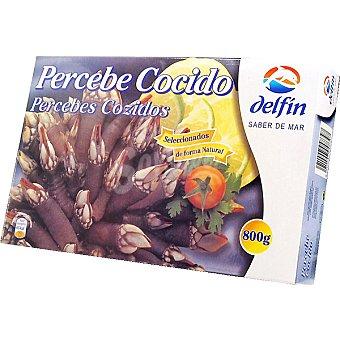 Delfín Percebes cocidos Estuche 800 g neto escurrido