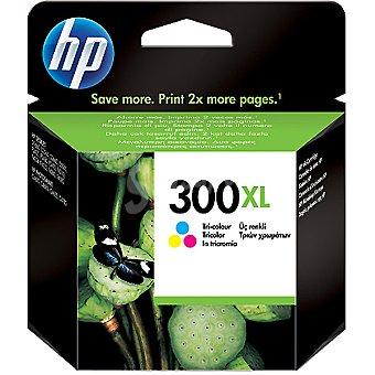 HP Nº 300 XL cartucho tricolor