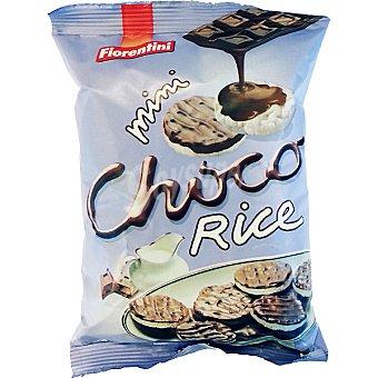 FIORENTINI mini tortas de arroz con chocolate  envase 60 g