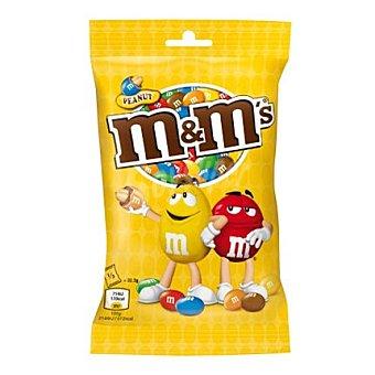 M&M's Cacahuetes de chocolate con leche y azúcar 125 g