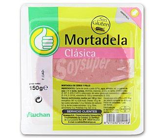 Productos Económicos Alcampo Mortadela 150 gramos