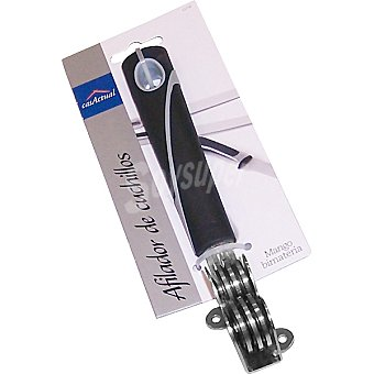 Casactual Afilador de cuchillos con mango bimateria