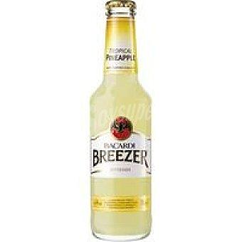 Bacardi Breezer Pineapple botellín 27,5 cl