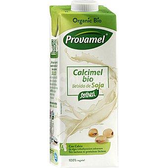 SANTIVERI PROVAMEL Calcimel Bio Bebida de soja enriquecida con calcio ecológica Envase 1 l
