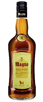 Magno Osborne Brandy Jerez solera reserva Botella 70 cl