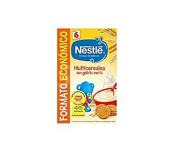 Nestlé Papilla multicereale.galleta 500 grs