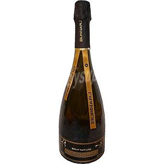 BURNARJ Vino espumoso de naranja brut nature Botella 75 cl