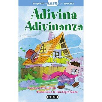 Adivina Adivinanza - Empiezo a leer...