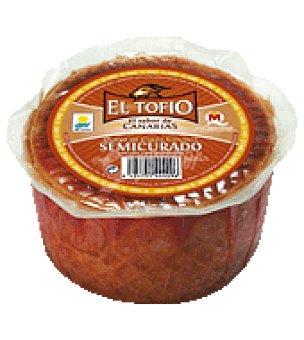 El Tofio Queso semicurado pimentón 1100 g