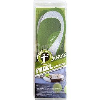 ANDIX 6140 Plantillas Padel talla 37-40