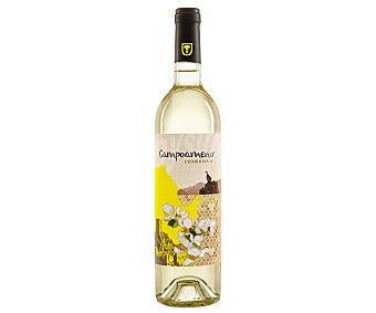 Campoameno Vino blanco con IGP Vino de la Tierra de la sierra sur de Jaén Botella de 75 cl
