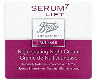 LIFT SERUM7 Crema antiedad regeneradora noche 50 Mililitros