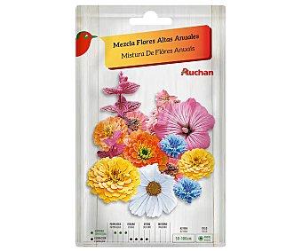 Producto Alcampo Sobre de semillas para plantar flores altas, de floración anual y de diversas variedades alcampo