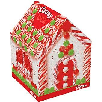 Kleenex pañuelos Casita de Navidad caja 70 unidades
