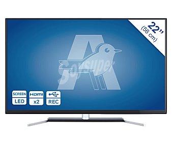 """SELECLINE 32284 Televisión 32"""" LED (producto económico alcampo) HD ready, TDT HD, USB reproductor y grabador, hdmi. Televisor de mediano formato"""