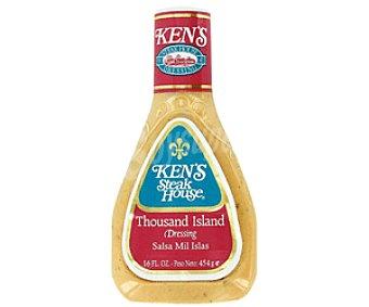 Ken's Salsa mil islas 454 gramos