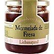 Mermelada de fresa Frasco 360 g Liebanatural