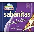 Queso Sabanitas sin lactosa Paquete 150 g Hochland