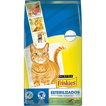 Friskies Purina Especial gatos esterilizados con conejo bolsa 7,5 kg Bolsa 7,5 kg