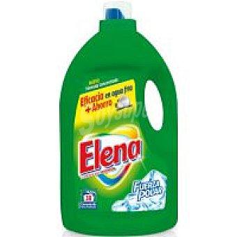 Elena Detergente gel fuerza polar Botella 38+5 dosis