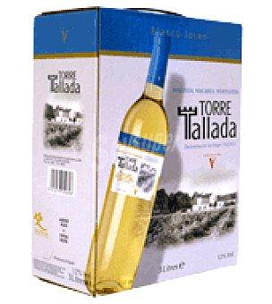 Torre Tallada Vino D.O. Valencia blanco 3 l
