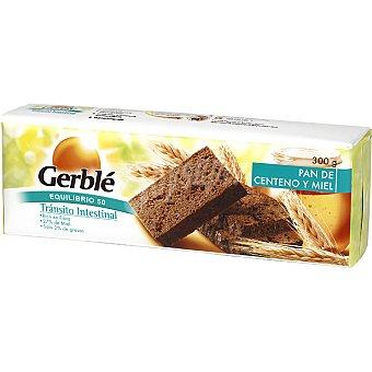 Gerblé pan integral de centeno y miel Paquete 300 g