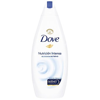 Dove gel de ducha nutrición intensa Frasco 400 ml