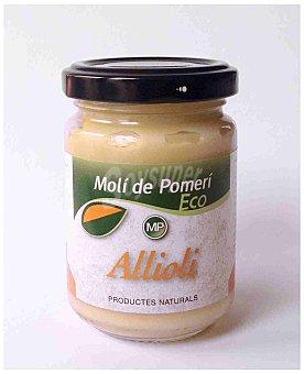Molí de Pomerí Salsa allioli ecológica 140 gramos