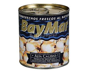 Baymar Berberechos frescos al natural 90 g