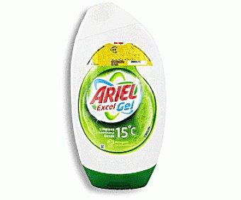 Ariel Detergente Excel Gel 28d