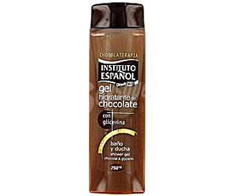 Instituto Español Gel de Baño Hidratante Chocolate 750ml