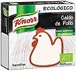 Caldo de pollo ecológico Estuche 6 pastillas Knorr