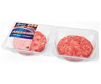 Roler Burger meat de vacuno americana 100% vacuno 2 x 150 g