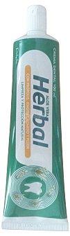DELIPLUS Dentifrico pasta dental aloe vera (limpieza y protección natural) Tubo de 100 cc
