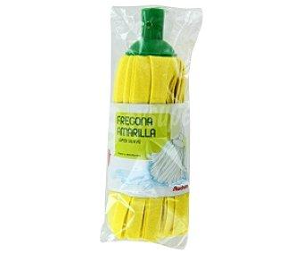 Auchan Fregona amarilla 1 Unidad