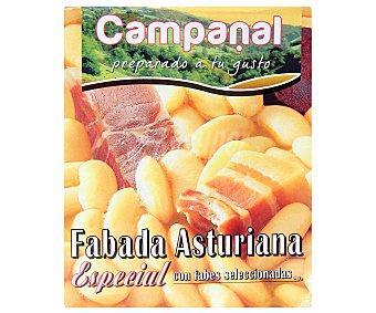Campanal Fabada asturiana especial con fabes de la granja Lata de 880 g