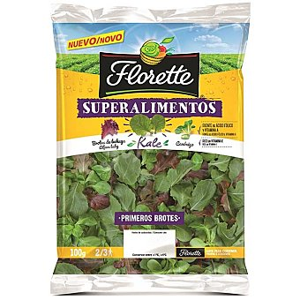 Florette Florette brotes ensalada superalimentos 100 gr
