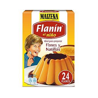 Maizena Preparado para flan y natillas Caja 192 gramos (6 sobres)